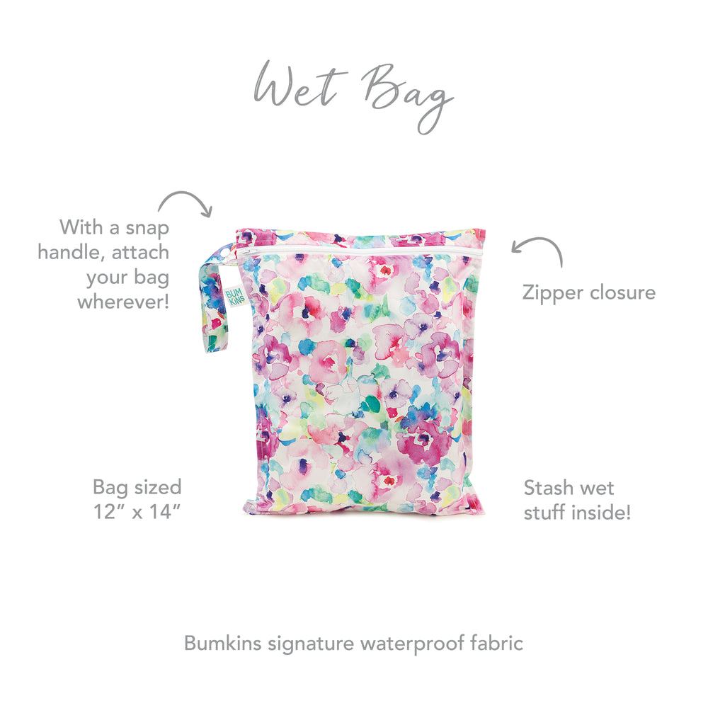 Wet Bag: Watercolor