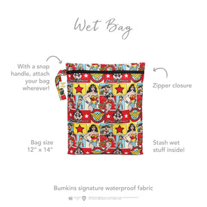 Wet Bag: Wonder Woman
