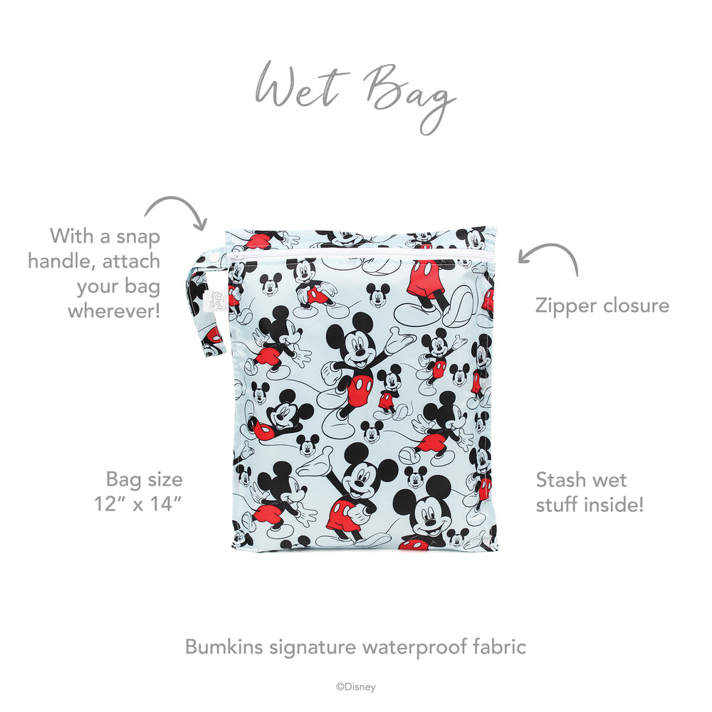 Wet Bag: Mickey Mouse Classic