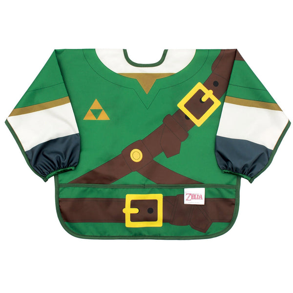 Nintendo Costume Sleeved Bib