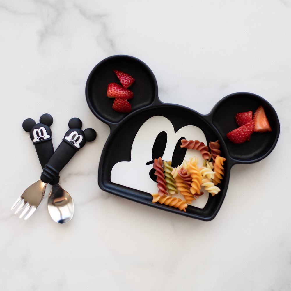Mickey Mouse Mealtime Set for Babies from 6 - 24 mos