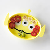 Silicone Grip Dish: Toy Story Alien