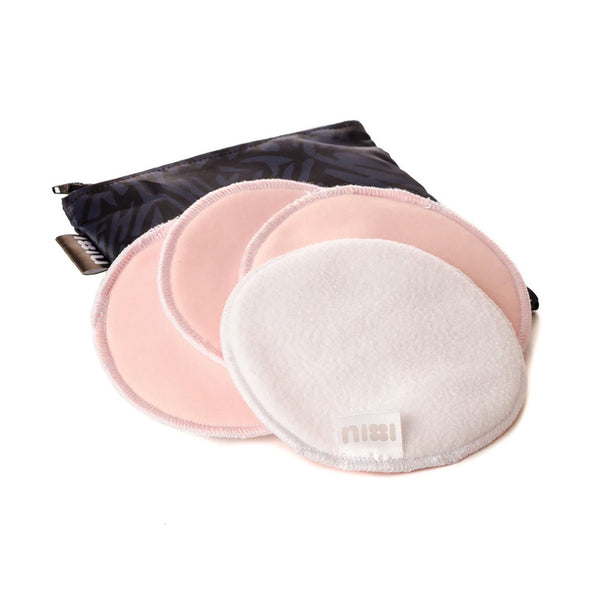 Waterproof Stay-Dry Reusable Nursing Pads