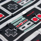 Reusable Snack Bag, Large: NES Controller