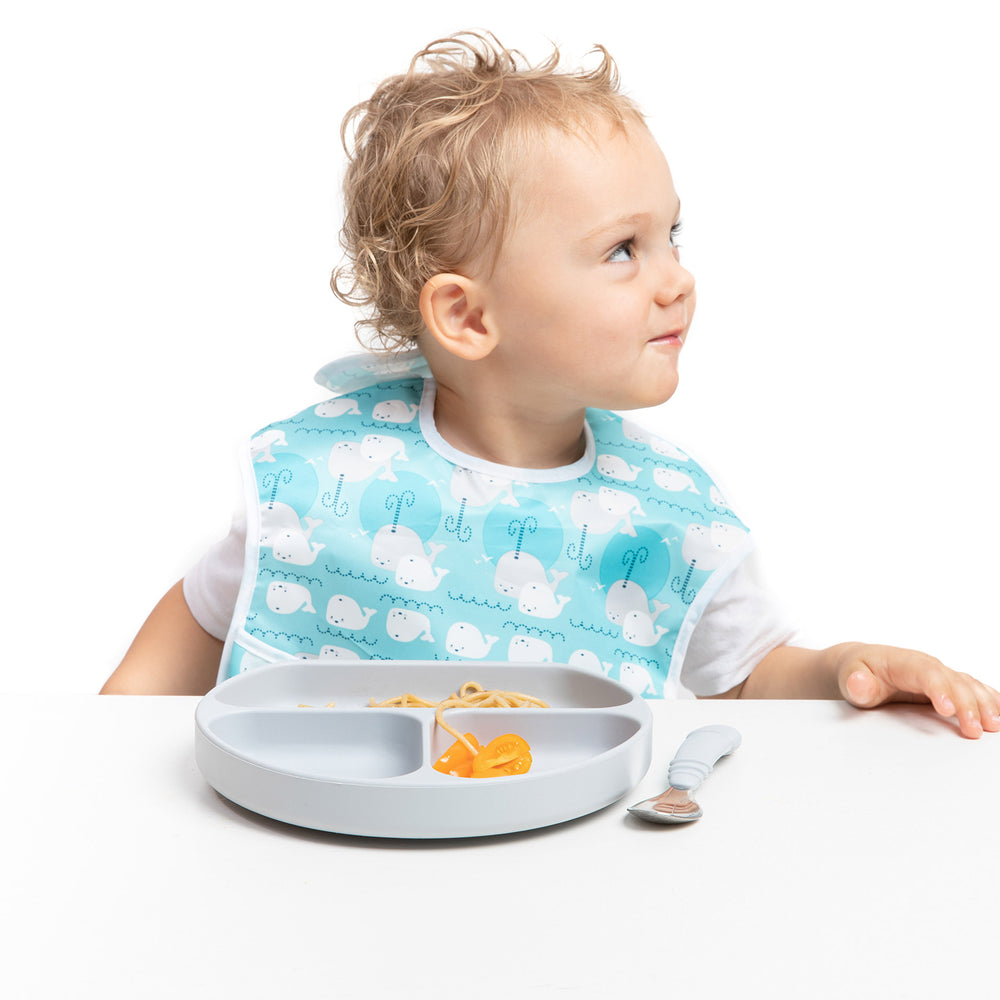 SuperBib®: Whales Away