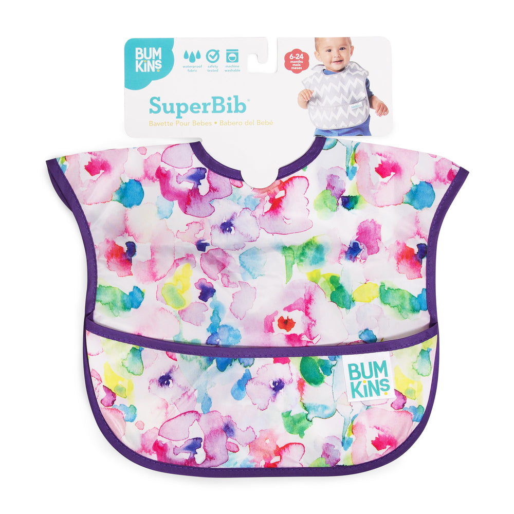 SuperBib®: Watercolor