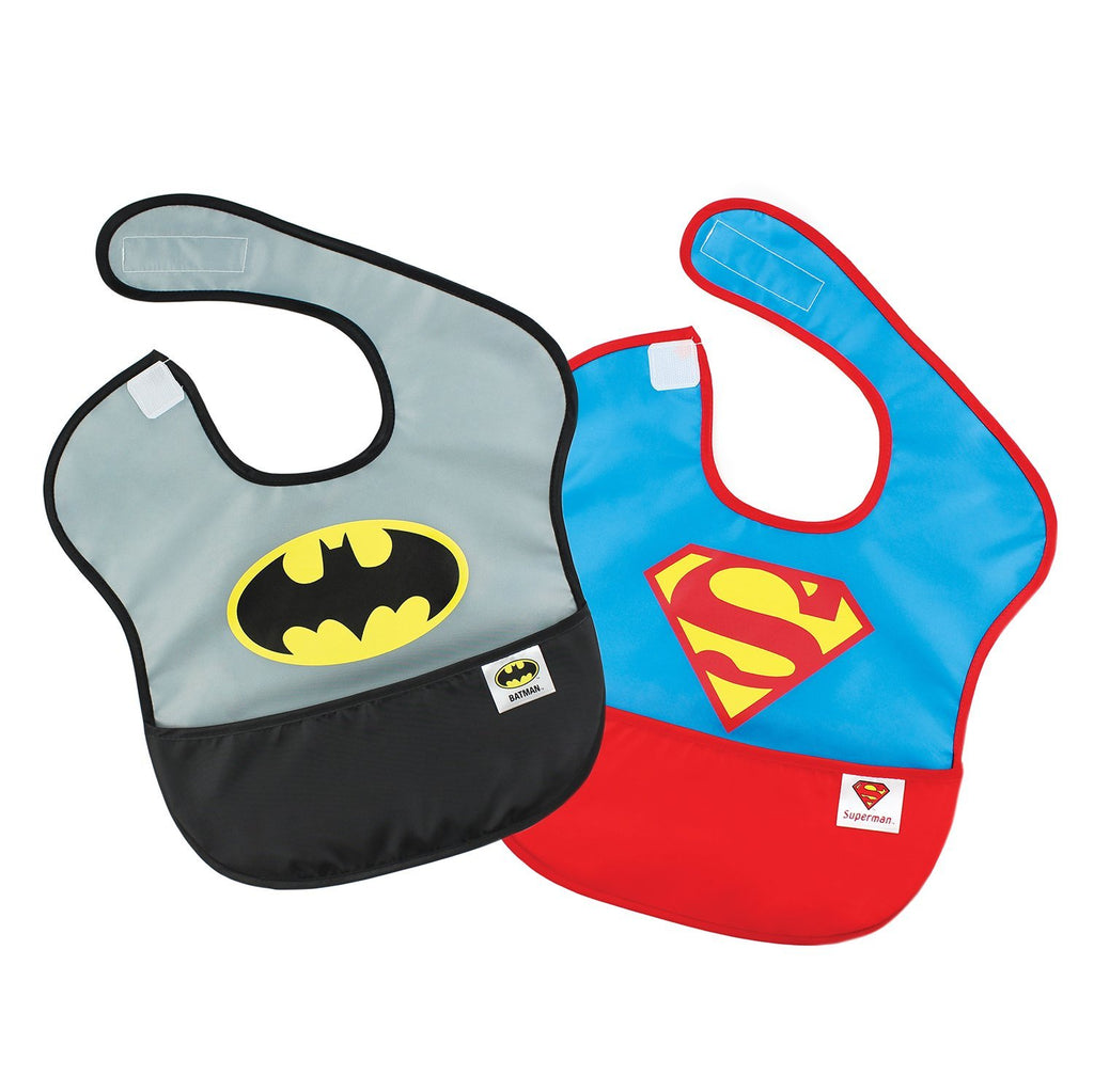 SuperBib 2 Pack: Batman & Superman