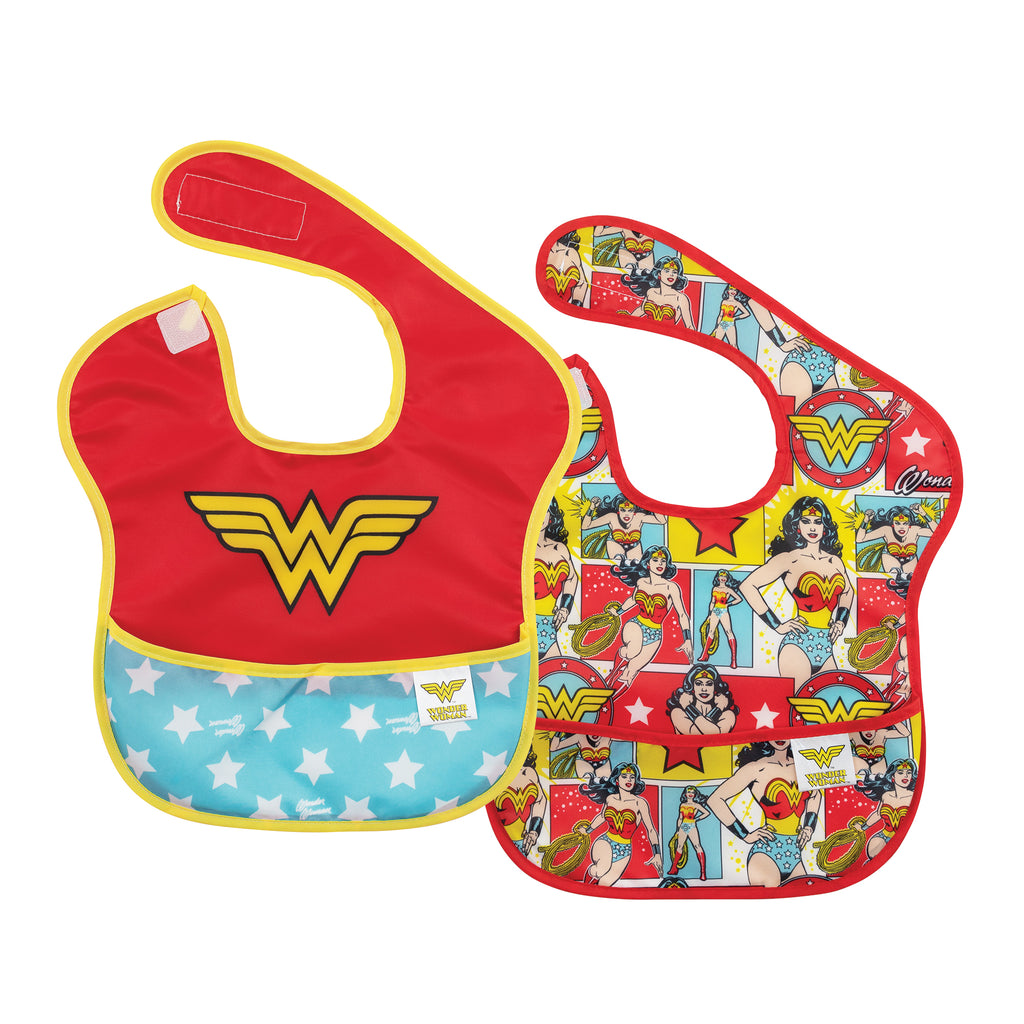 SuperBib® 2 Pack: Wonder Woman