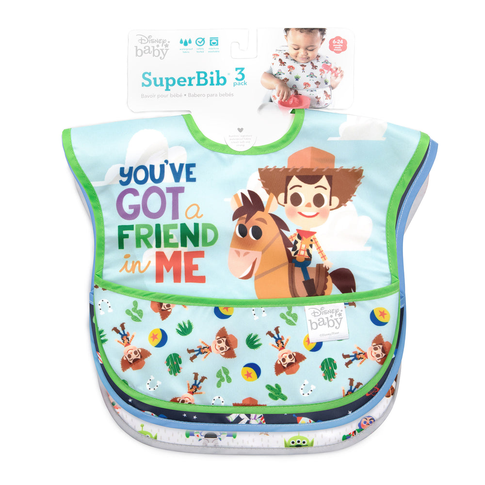 SuperBib® 3 Pack: Toy Story