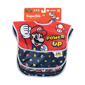 SuperBib® 3 Pack: Super Mario™ Power-Up