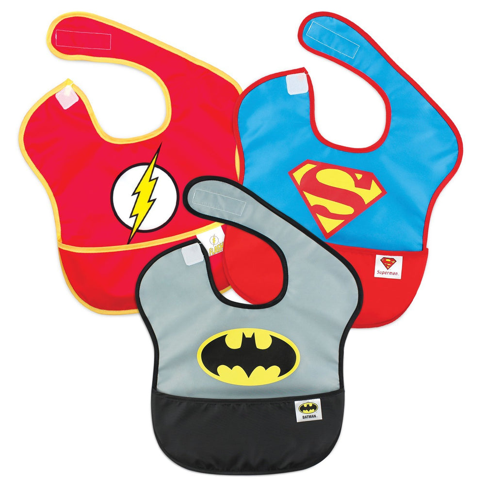 SuperBib 3 Pack: Justice League