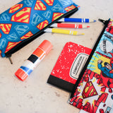 Reusable Snack Bag, Small 2-Pack: Superman