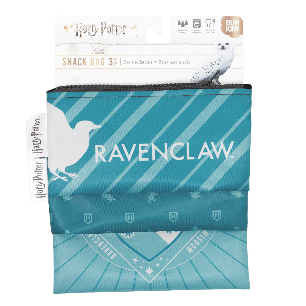 Reusable Snack Bag, 3-Pack: Ravenclaw™