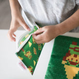 Reusable Snack Bag, 3-Pack: The Legend of Zelda