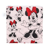 Reusable Snack Bag, Large: Minnie Mouse