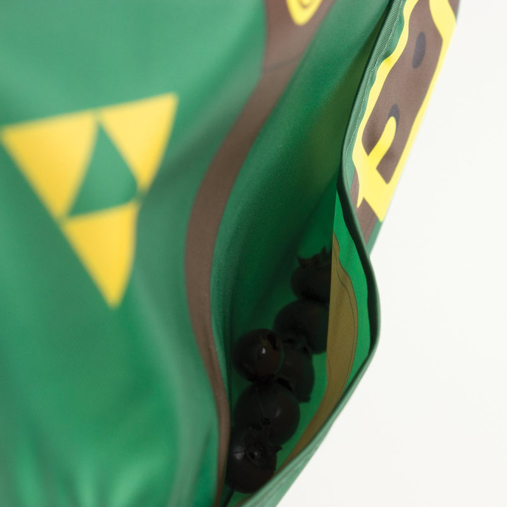 Caped SuperBib: The Legend of Zelda