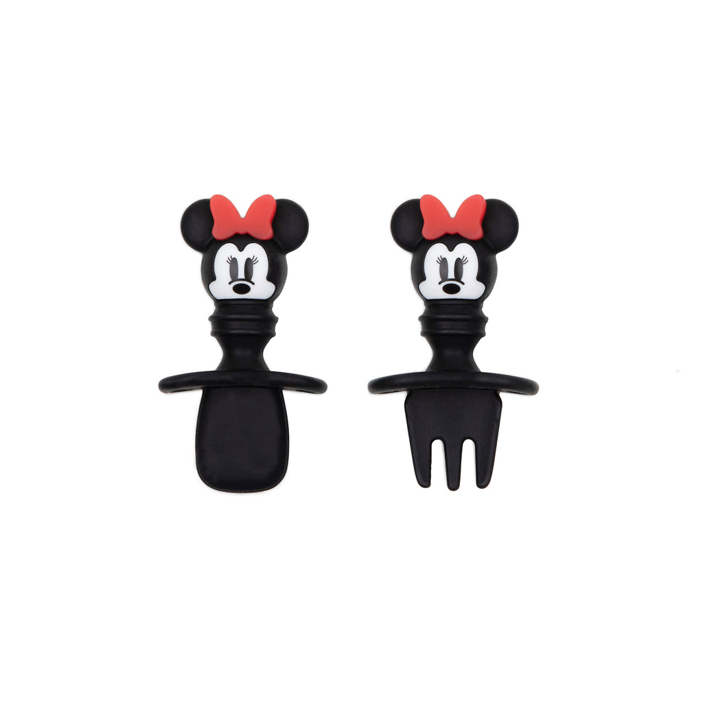 Minnie Mouse baby spoon set