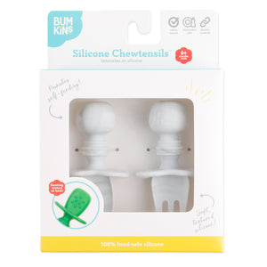 Silicone Chewtensils®: Marble