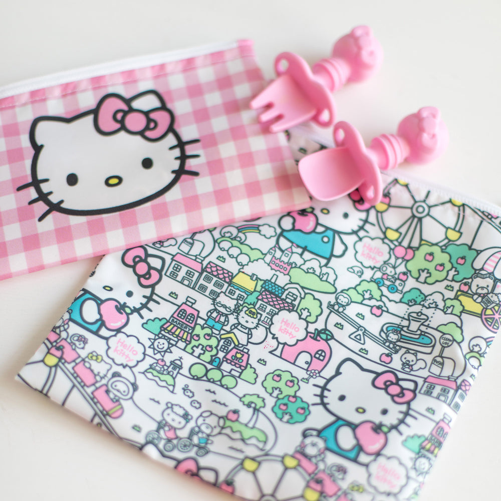Silicone Chewtensils®: Hello Kitty®