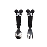 Mickey Mouse kids utensils
