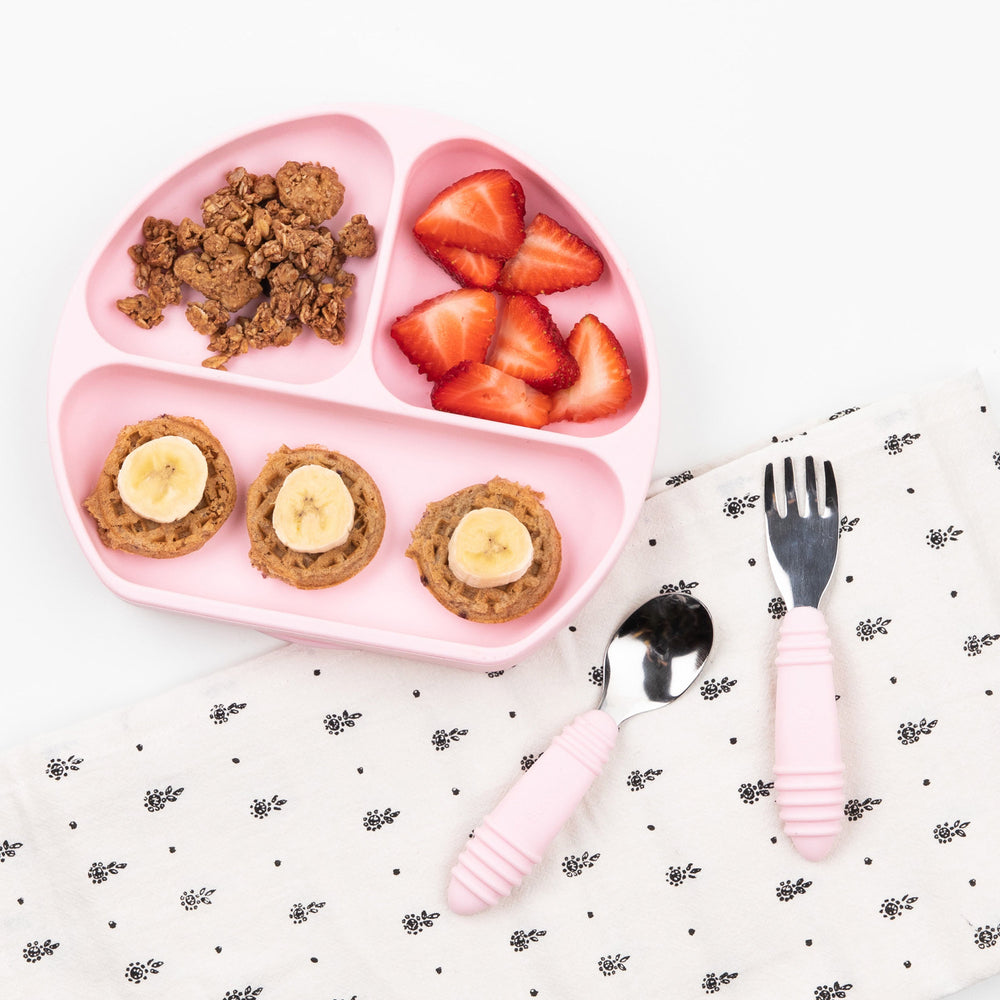 Spoon + Fork: Pink