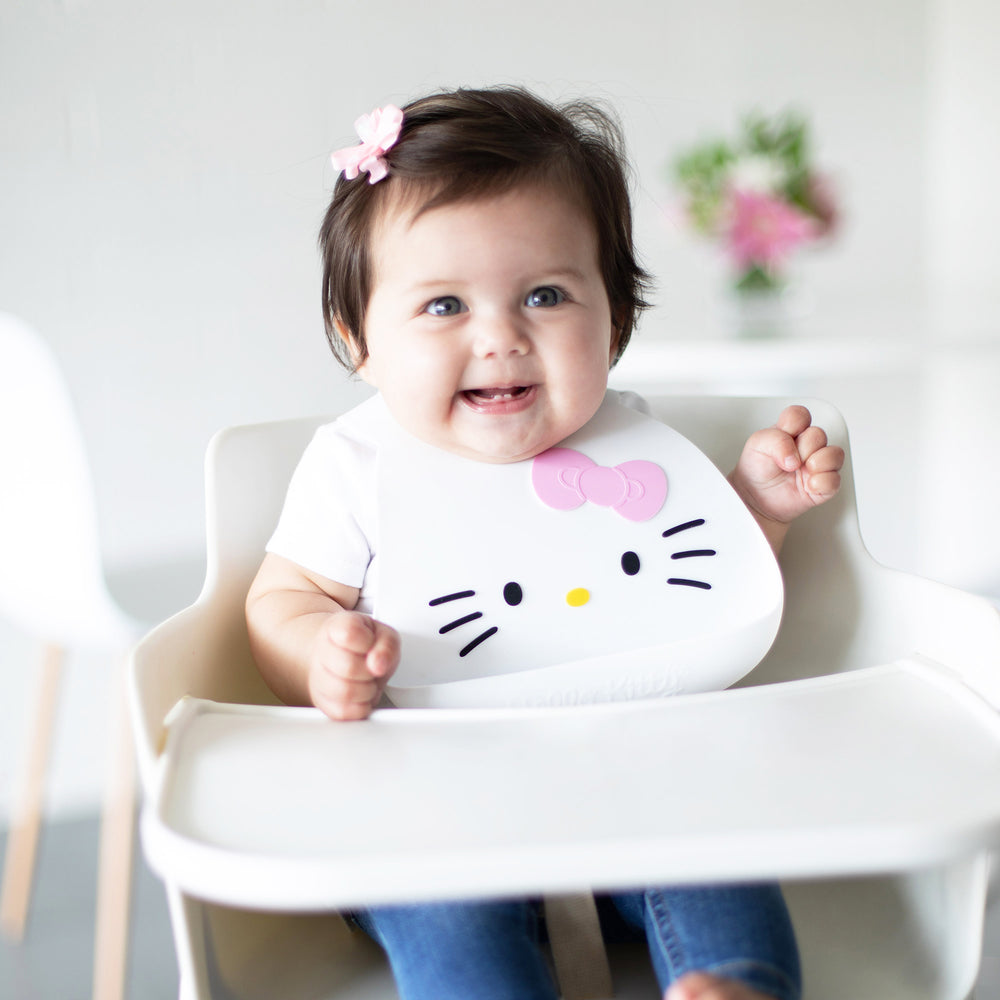 Silicone Bib: Hello Kitty®