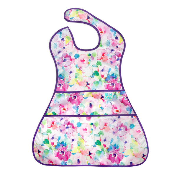 Super-Sized SuperBib: Watercolor