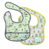 Lil' Firsts Set for Babies from 3 to 9 mos: Cacti & Llamas