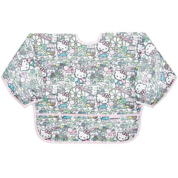 hello kitty long sleeved baby bib