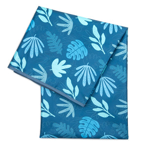 Splat Mat: Blue Tropic