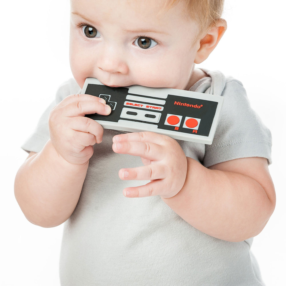 Silicone Teether: NES™ Controller