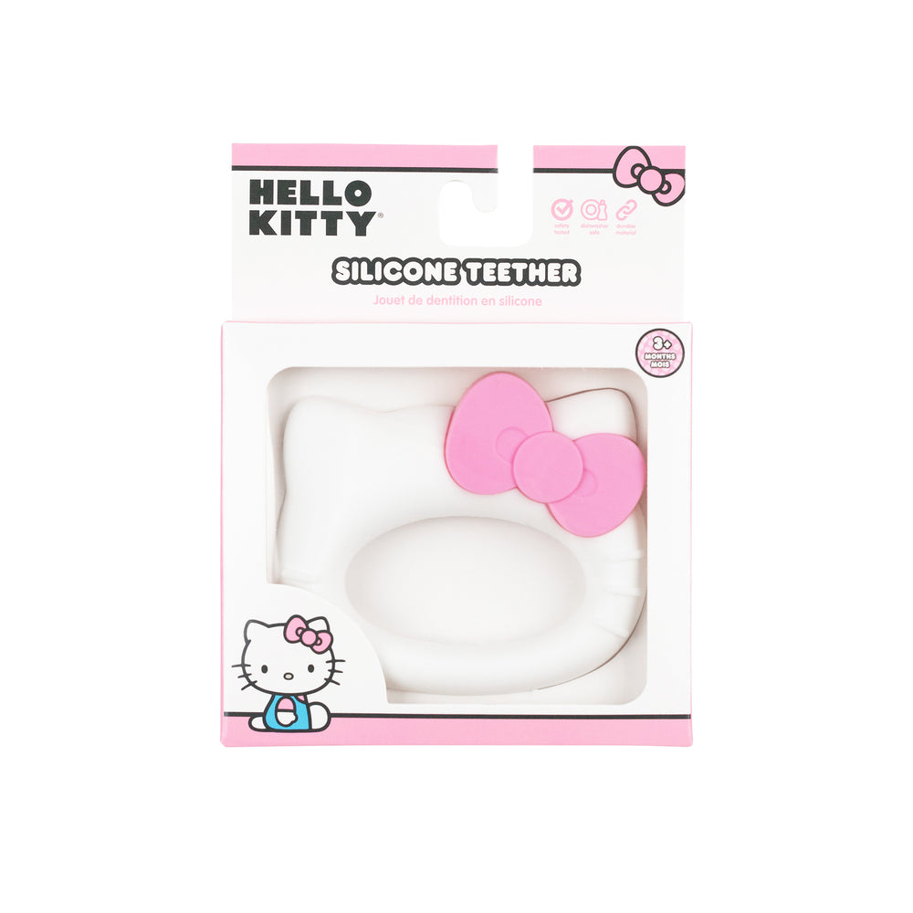 Silicone Teether: Hello Kitty®