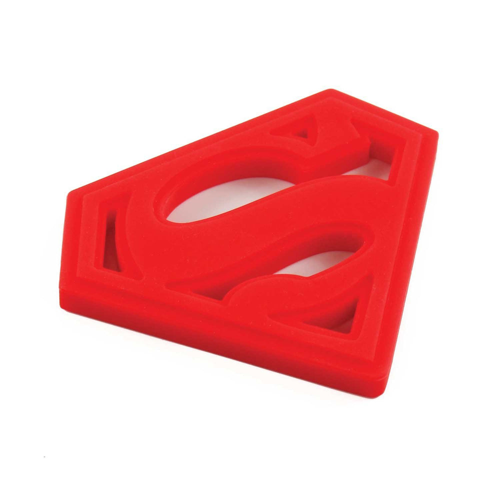 Silicone Teether: Superman