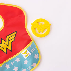 Silicone Teether: Wonder Woman