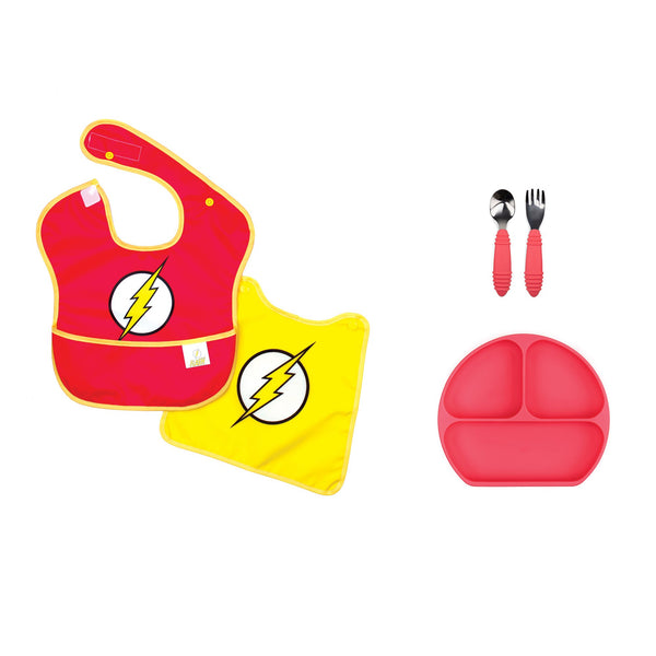 the flash baby gift set