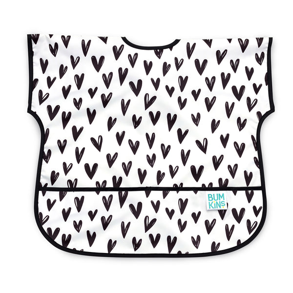 Junior Bib: Hearts