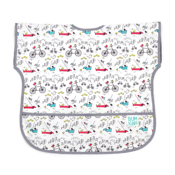Junior Bib: Urban Bird