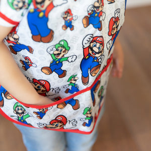Junior Bib: Super Mario™ & Luigi