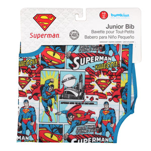 Junior Bib: Superman