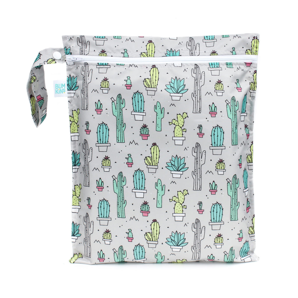 Wet Bag: Cacti