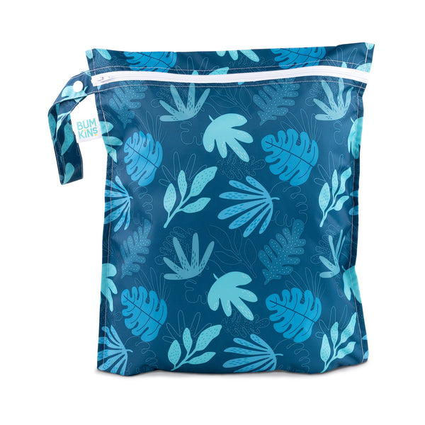 dark blue wet bag