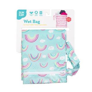 Wet Bag: Rainbows