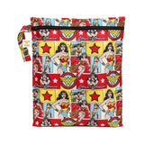 Wonder Woman wet bag