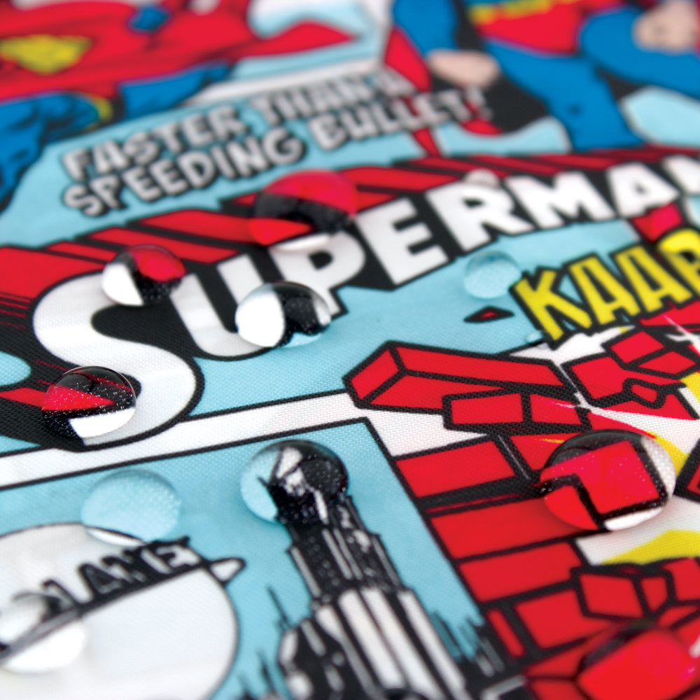 Caped SuperBib: Superman