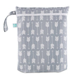 waterproof wet dry bag gray