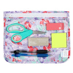 Clear Travel Bag 3-Pack: Ariel