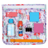 Clear Travel Bag 3 Pack: Ariel