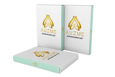 Auzme Deep Foot Peel - 3 Pack