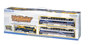 HO McKinley Express Train Set