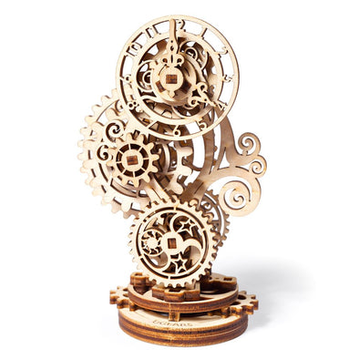 UGears Steampunk Clock - 43 pieces